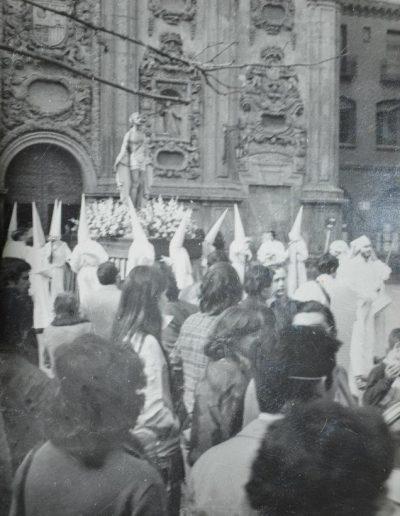 Foto Inicios de Semana Santa