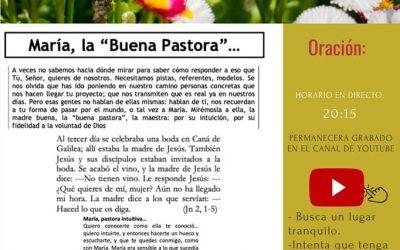PQA. SANTA RITA ENCUENTRO DE ORACIÓN SEMANAL 29 MAYO